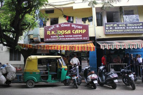 R. K Dosa Camp