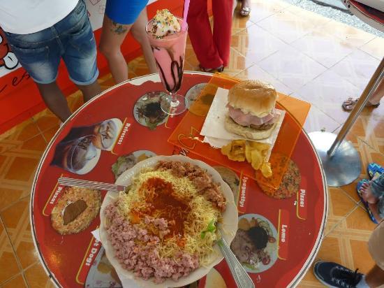 """Cafeteria-Bar """"La JULIANA"""" Cafeteria-juliana"""