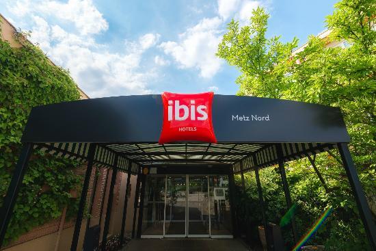 ibis Metz Woippy : Entrée hôtel