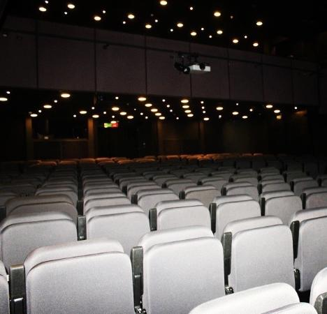 UFF - Sala Hippolito Geraldes Theater