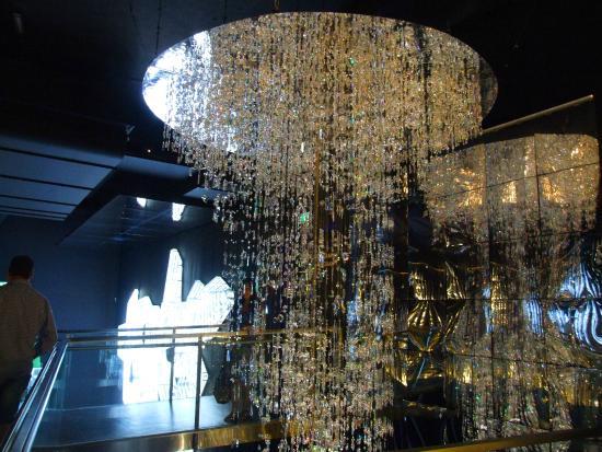 Swarovski Crystal Worlds: Музей «Кристаллические миры Swarovski». Ваттенс, Австрия