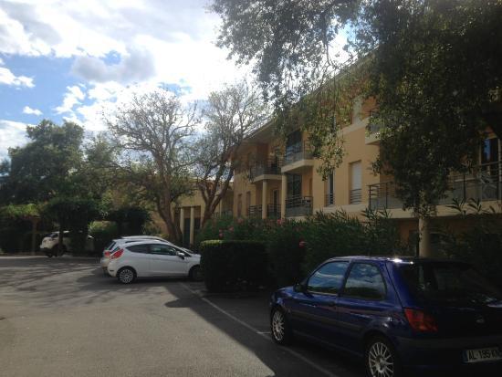 Nemea Appart'Hotel Residence Green Side: résidence