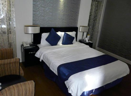 Lekker Bed Picture Of Church Boutique Hotel Hang Gai Hanoi