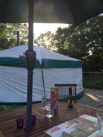 East Thorne-Cornwall Yurts and Cottages: photo0.jpg