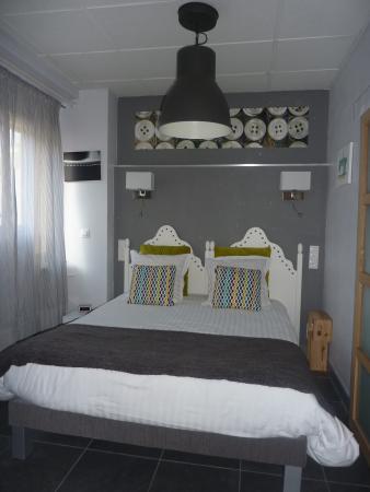 Hôtel des Causses : chambre confort