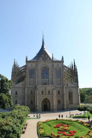 Saint Barbara's Church: Собор Святой Варвары