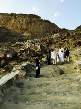 Jabal-al-noor (Berg des Lichtes): Spiritual Journey