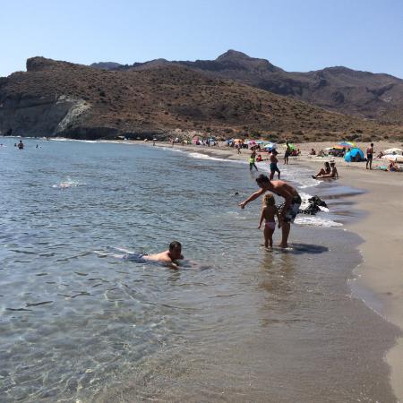 Monsul Beach: fotografía de Playa Mónsul, San José - TripAdvisor