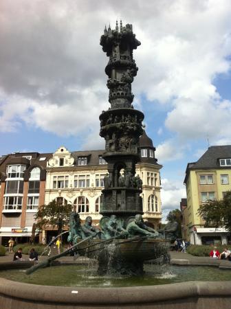 Aparthotel am Muenzplatz : Just five minutes walk from the hotel