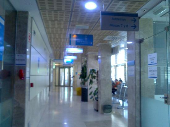 Hospital de la Cruz Roja S. Jose y Sta. Adela