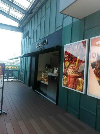 Godiva Marinoa City Fukuoka