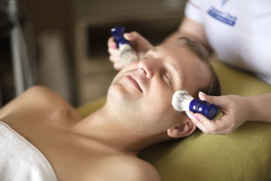 Malinowy Dwor Hotel Medical SPA : Zabieg na twarz dla Panów