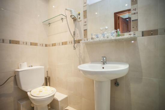 Alojamiento Carrera: Baño