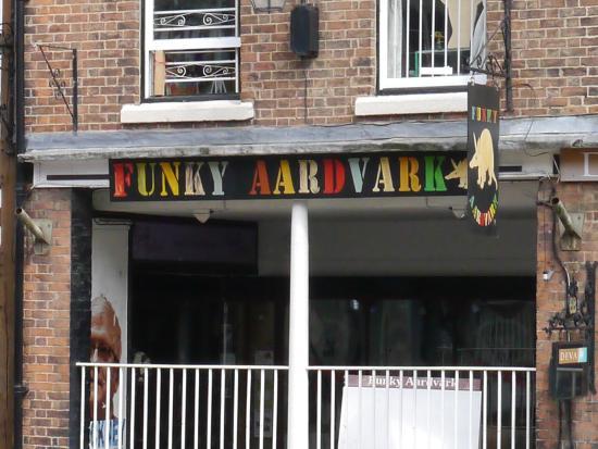 Funky Arrdvark