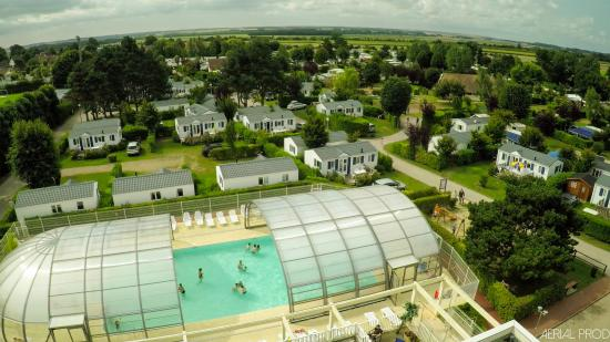 camping le walric baie de somme camping picardie piscine couverte chauffee