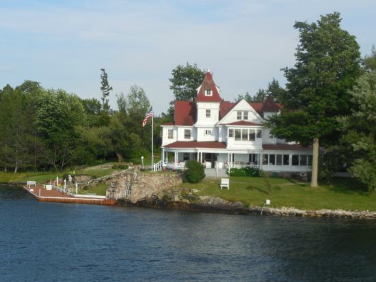 Gananoque, Canadá: Amerika'ya ait başka bir ada