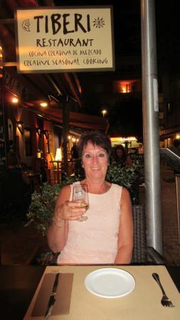 Tiberi Restaurant & Bistro: Yet another magical evening