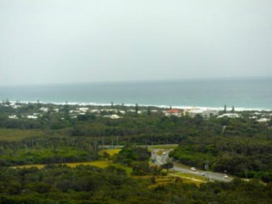 Coolum Beach, Australië: View from the top