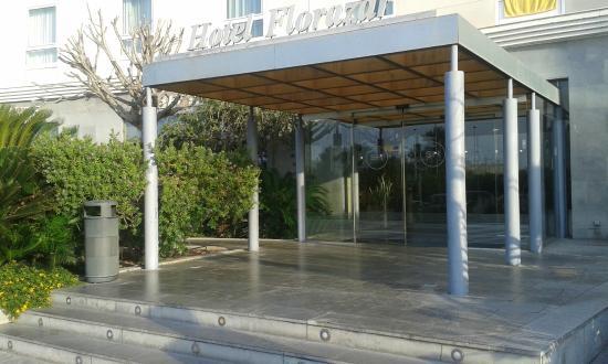 SH Florazar Valencia: Acceso Hotel