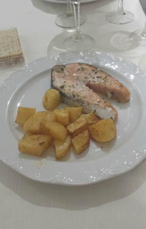 Hotel Speranza: secondo di pesce