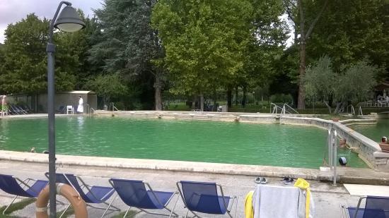 Piscina foto di piscina val di sole bagno vignoni - Piscina bagno vignoni ...