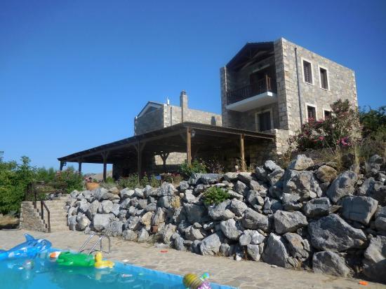Krousonas, Yunanistan: appartements