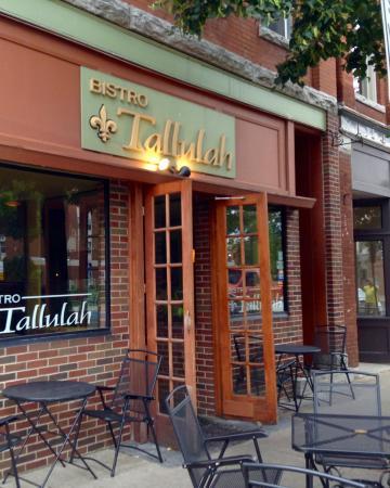Bistro Tallulah : Exterior