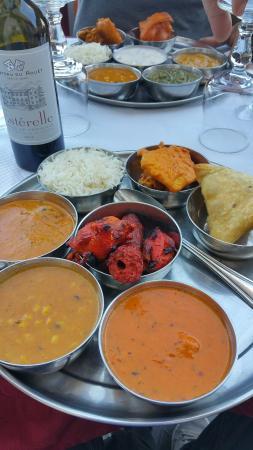 Restaurant Jaipur : Excellent ! A recommander !