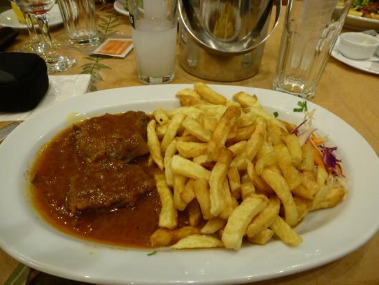 dokos taverna: another main meal
