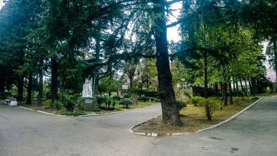 Городской парк г. Туапсе