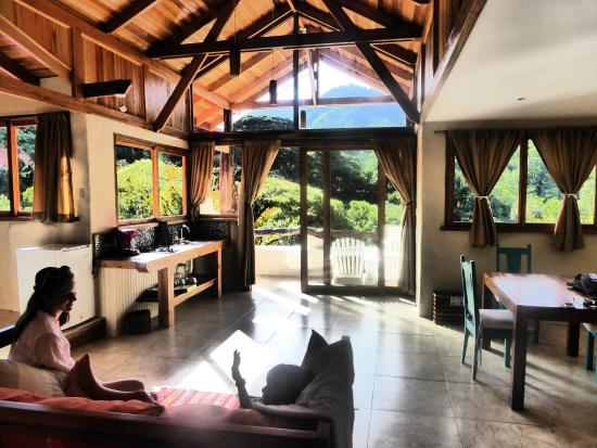 Rio Chirripo Retreat: Our room - Guanacaste