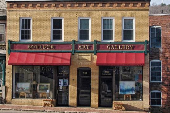 Boulder Art Gallery, 960 Main Street Fitchburg, MA