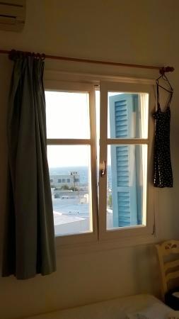 Despina's Rooms : Chambre petite mais ravissante