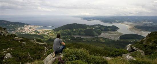Cariño, สเปน: Mirador da Miranda / Miranda Viewpoint