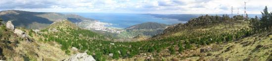 Cariño, España: Mirador da Miranda / Miranda Viewpoint