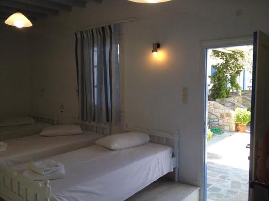 Vouniotis Rooms: Room