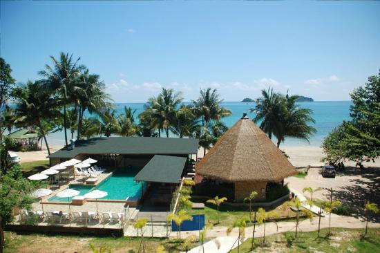Koh Chang Kai Bae Beach Resort : view