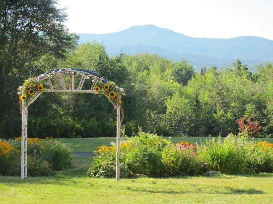 Mendon, VT: Wedding setting