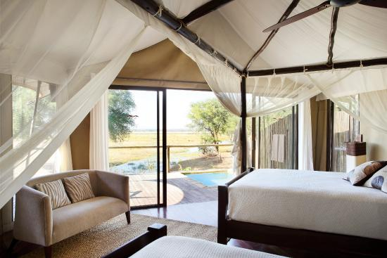 Anabezi Luxury Tented Camp