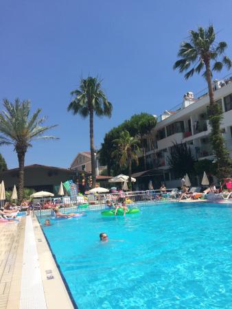 Brilliant holiday