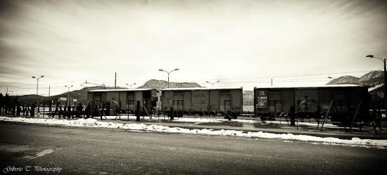 Memoriale della Deportazione: memoriale