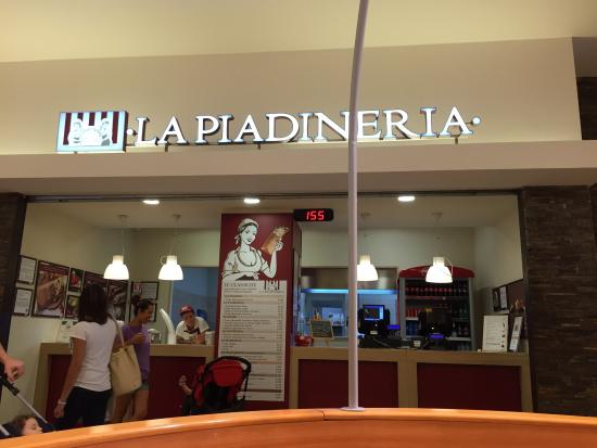 La Piadineria La Spezia - Picture of La Piadineria La Spezia, La ...