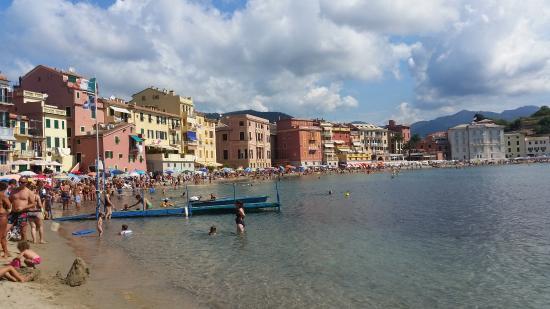 Sestri Levante, Italy: Baia del Silenzio