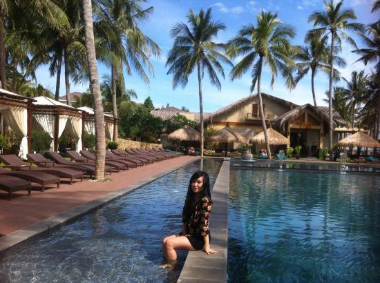 Aroma Beach Resort Spa Muine Nice Pool