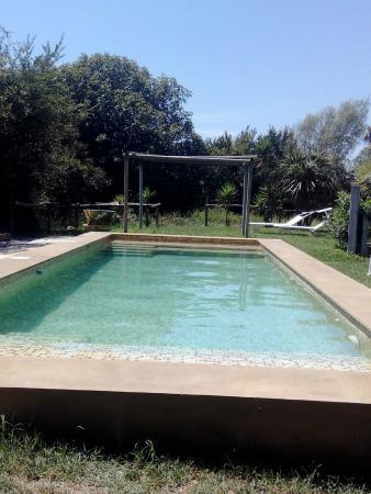 Fontclara, Espanha: piscina