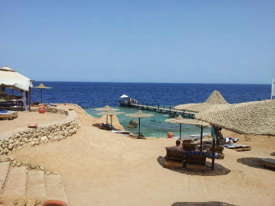 Otium Hotel Aloha: пляж