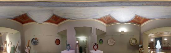 Museo Civico delle Ceramiche: Meraviglioso Supendo Superbo! Andate sopra!!!