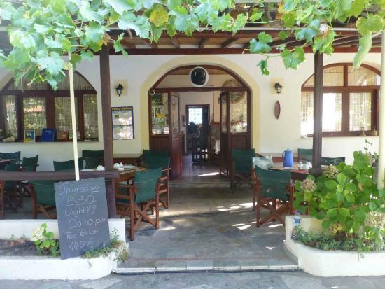 Villa Angela: Restaurant