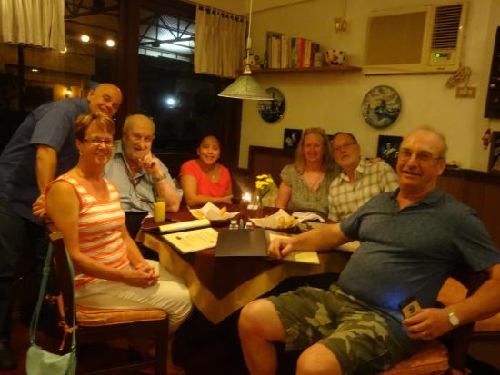 De Bonte Koe: Henny with my family