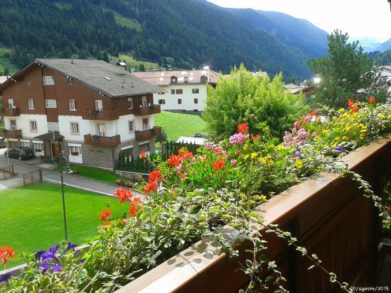 Hotel Europa: Vista dal balcone